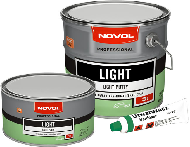 Tmel Light 1l Novol