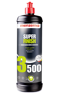 Lešticí pasta Menzerna SUPER FINISH 3500 250ml