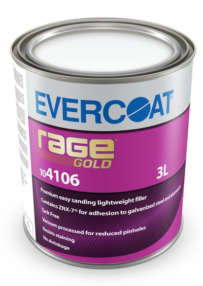 Tmel Evercoat Rage Gold 3l